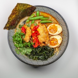 mały Ramen Curry